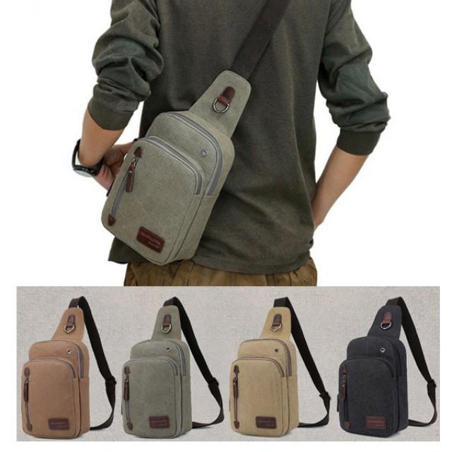 미니크로스백 여행 보조가방 메신저 슬링백 어깨가방