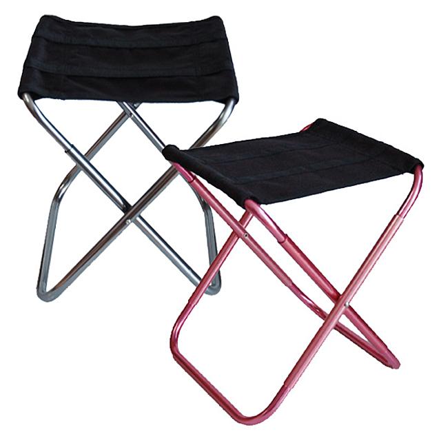 초경량 듀랄루민 의자 블랙 프레임 색상랜덤 캠핑의자 낚시의자 접이식의자 휴대용의자