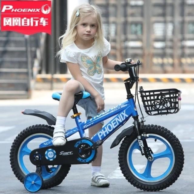 [해외] 2-10살 보조바퀴자전거 두발자전거