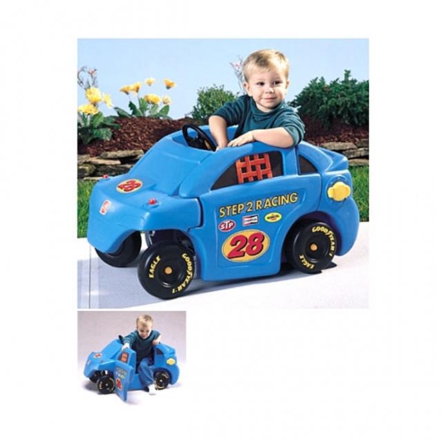 (스텝2 레이싱카)붕붕카 푸시카 승용완구 장난감 수입완구 자동차